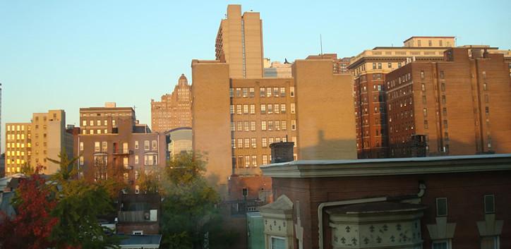 A Philadephia skyline