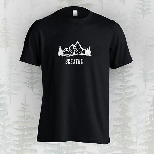 Breathe Mountain T-Shirt