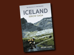 'Iceland Serow Saga' by Helen Lloyd