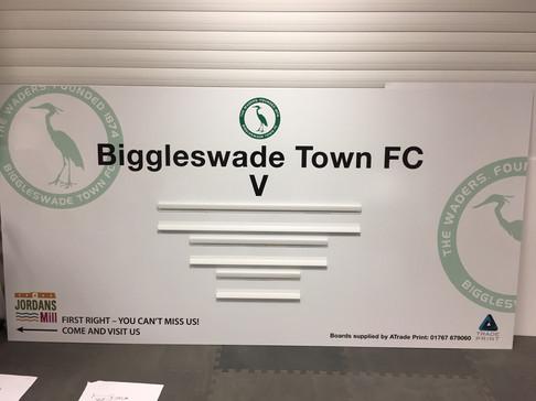 Sports club fixture board 4.JPG