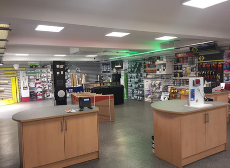 We've re-vamped our trade counter!