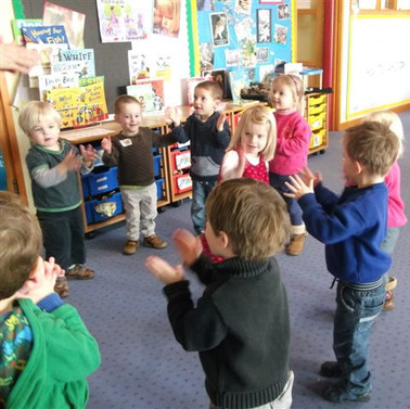 Music and Movement sessions