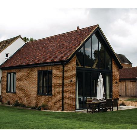 Gable Glazing: near Cambridge