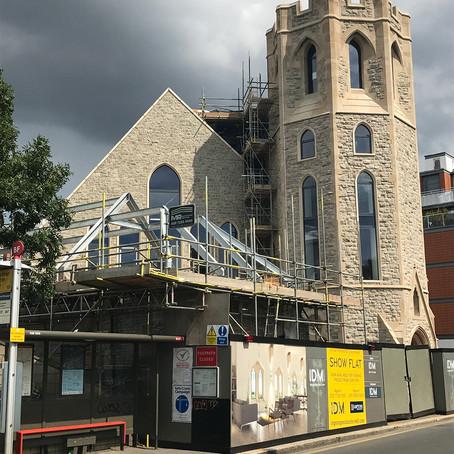 St George's Church, Brentford