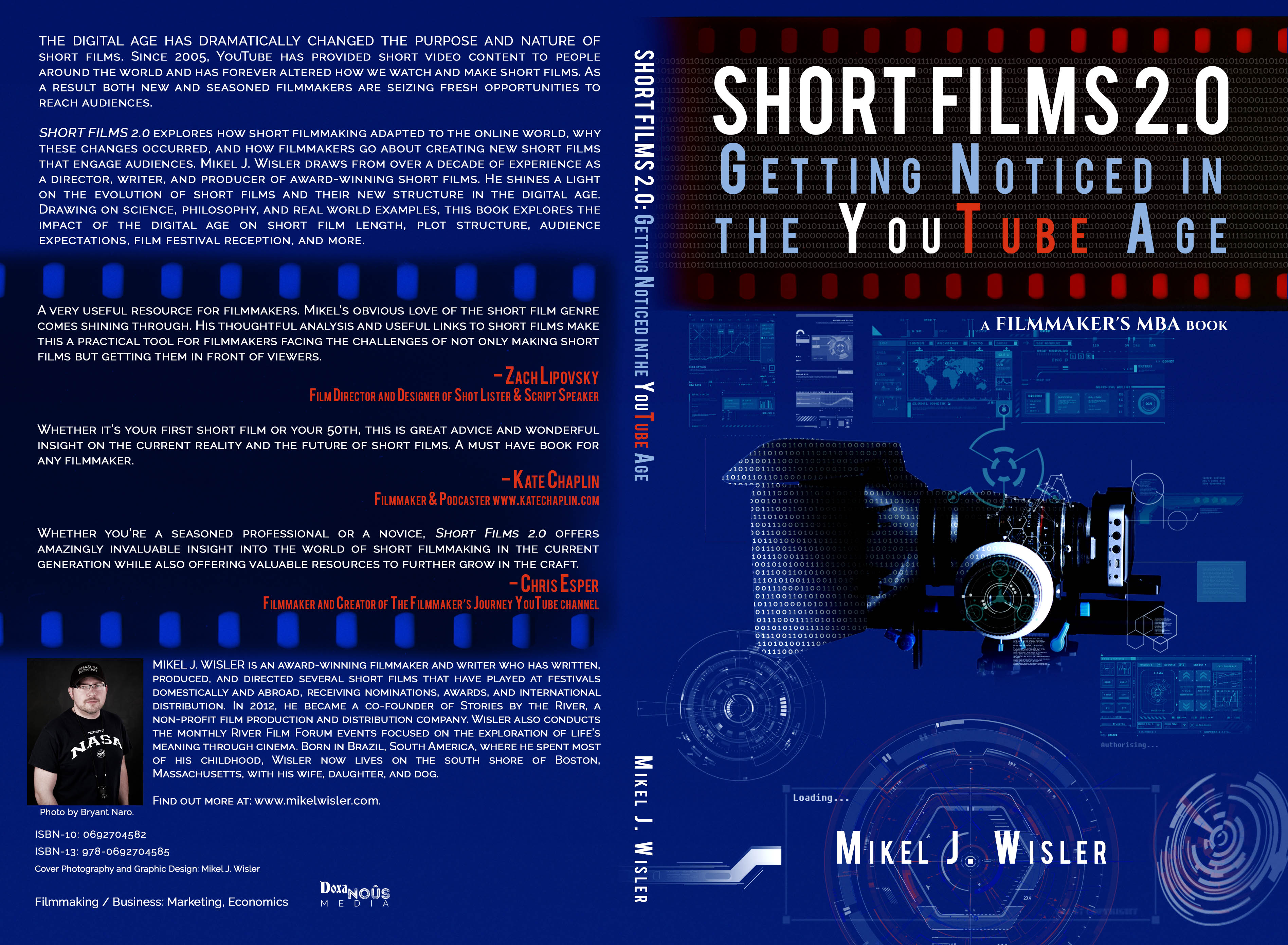 Short Films 2.0 Book