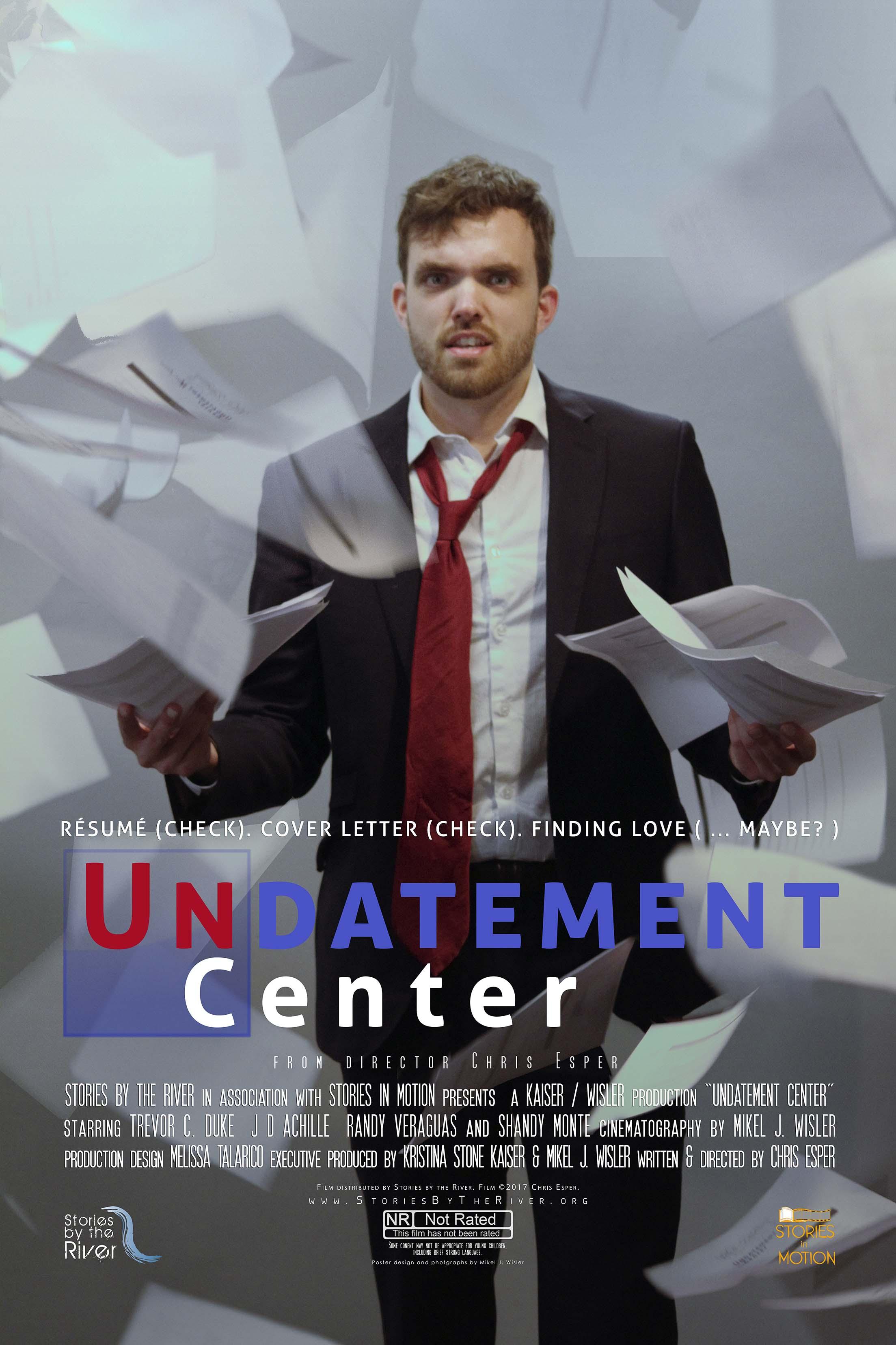 Undatement Center Poster