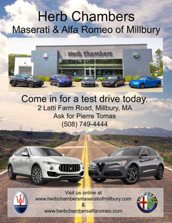 Maserati &Alfa Romeo Flyer