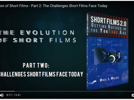 The Evolution of Short Films Part 2