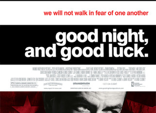 Wires and Lights: The Real Lesson of Good Night, and Good Luck