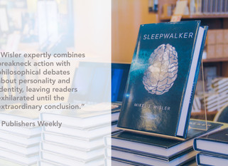 Publishers Weekly Reviewed My Latest Novel