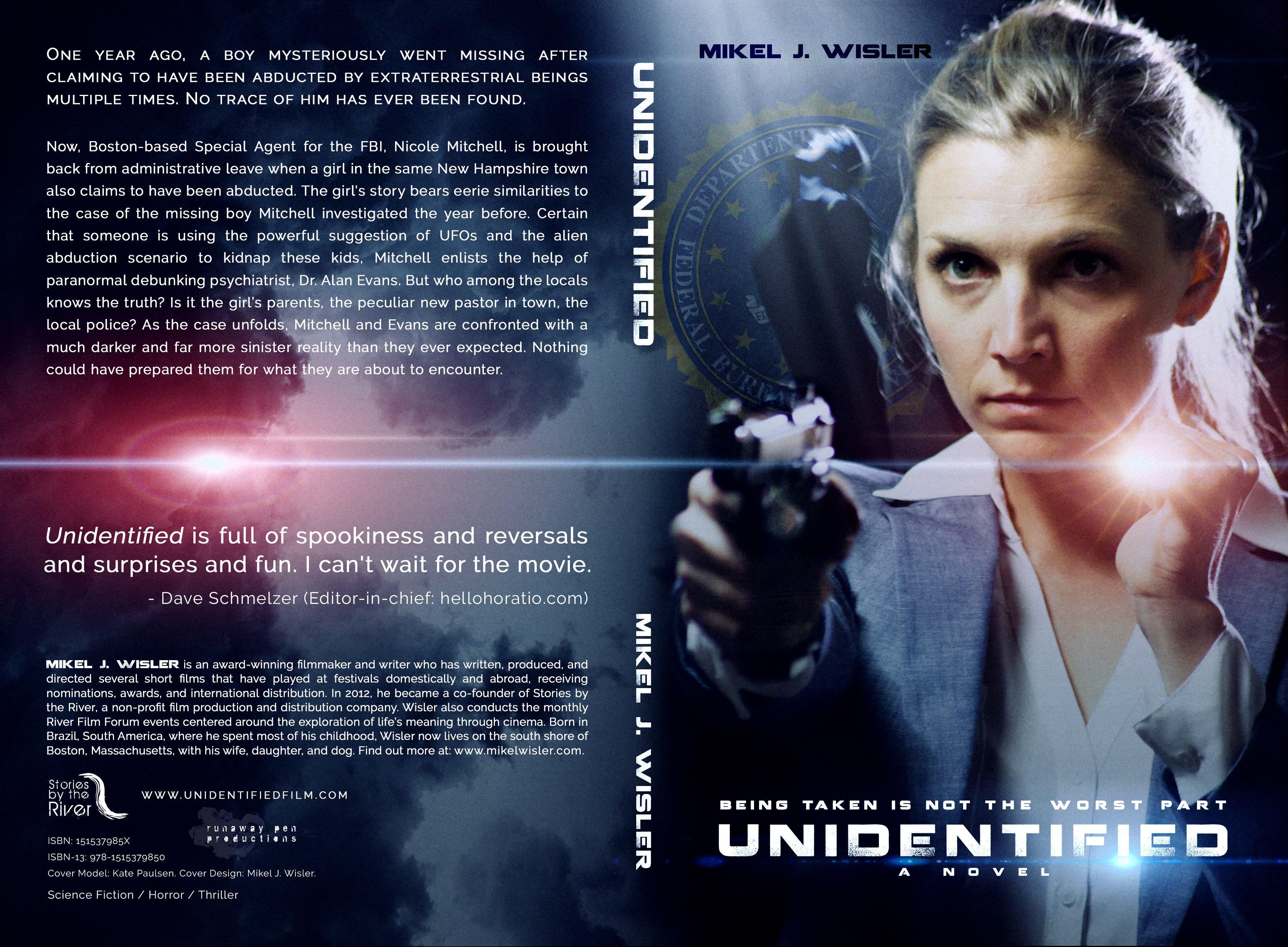 Unidentified Novel