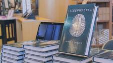 First Book Signing for Sleepwalker