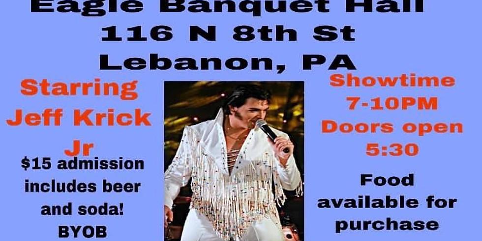 Elvis In Concert Tribute
