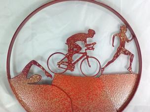 Woman Triathlete