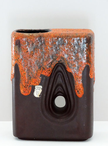 Ü Keramik Orange Lava