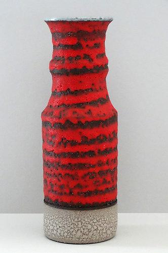 K. Majolika Red & Black
