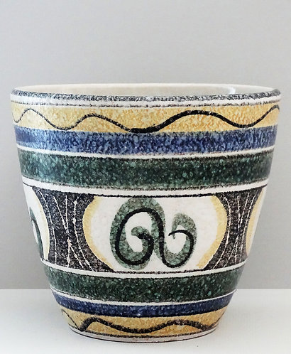 ES Keramik Hand-Painted