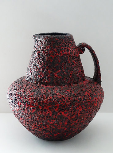 Fohr Red  Lava II
