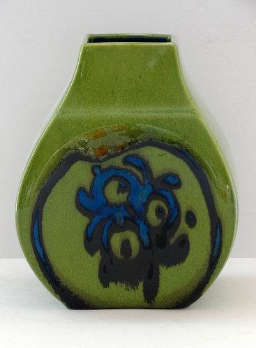 Hutsch Green Abstract