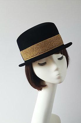 Fascia Intercambiabile Oro per Cappelli JCN