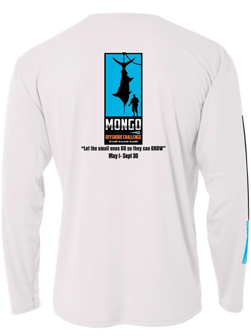 Tourney T-Shirt - Long Sleeve (A4 Performance Material)