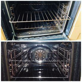 Brand new oven
