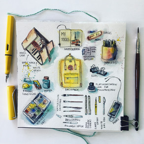 First Set of Sketching Tools