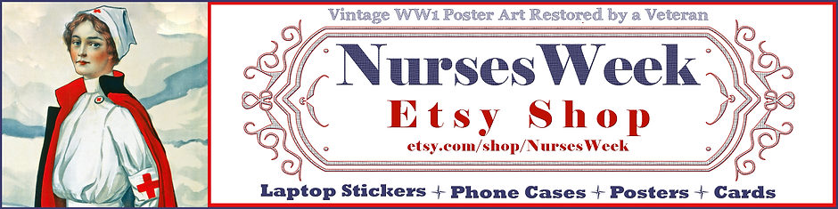 NursesWeek Etsy Shop