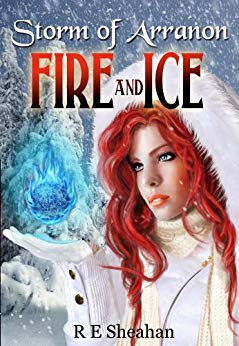 Storm of Arranon, Fire and Ice