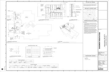 Basement Renovation Project - House 3, Uppermarlboro, MD