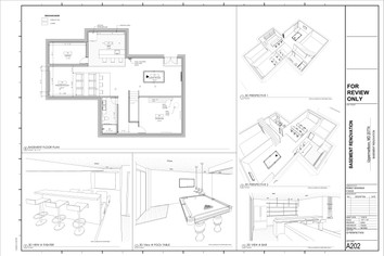 Basement Renovation Project - House 2, Uppermarlboro, MD