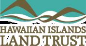 Hawaiian Islands Land Trust Logo