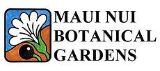 Maui Nui Botanicle Gardens Logo