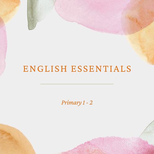 5-Day English Essentials 9am - 11am