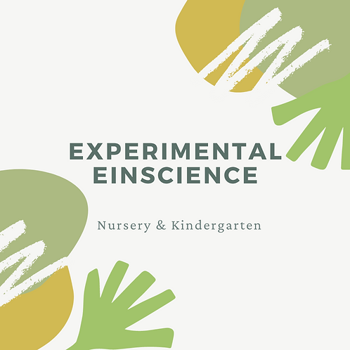 5-Day Experimental Einscience 11.15am - 12.45pm