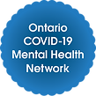 Badge from the Ontario Covid-19 Mental Health Network