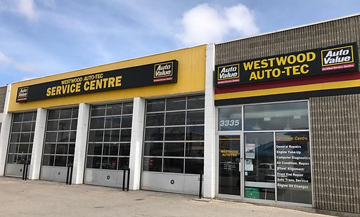auto repair shop in Winnipeg