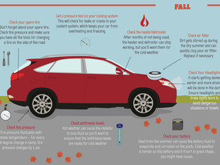 Fall care care (Winnipeg Auto Repair)