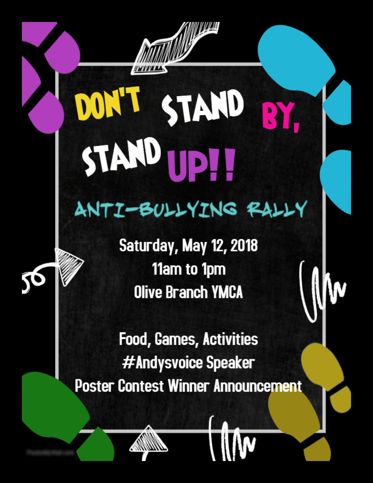 Rally Flyer