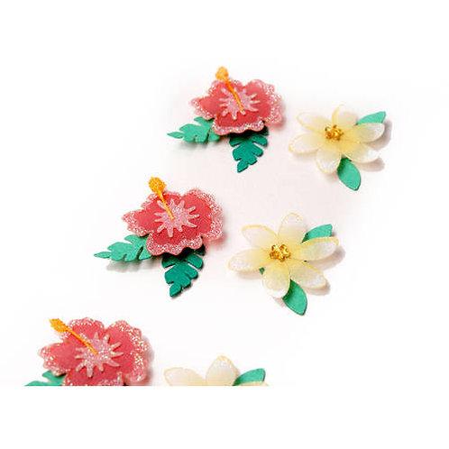 Little B - Tropical Flowers