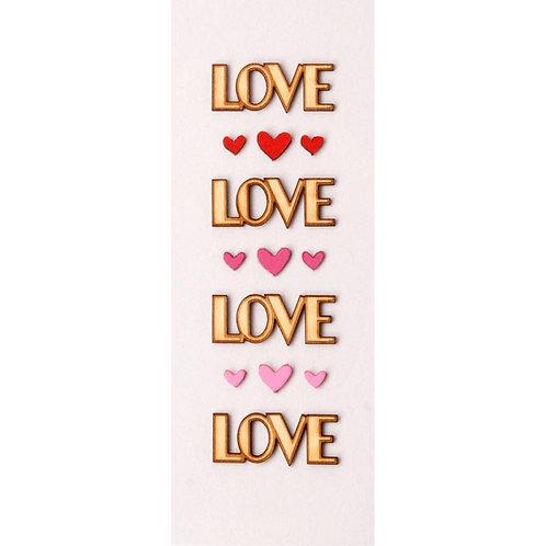 Little B - Love (Wood)