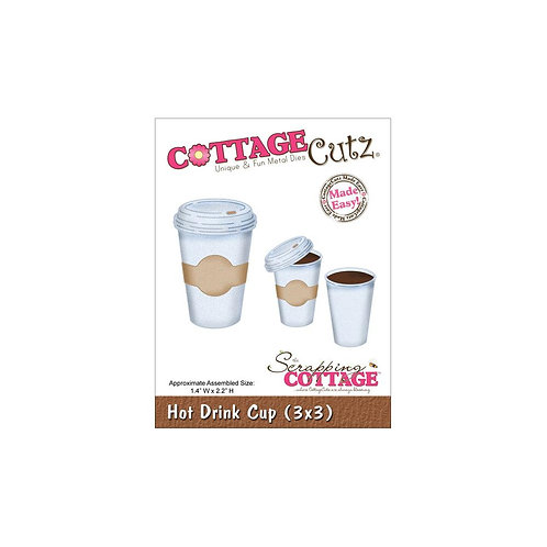 Cottage Cutz - Hot Drink Cup