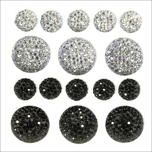 Sparklets Rhinestone Clusters