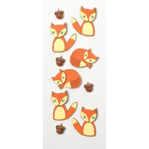 Little B - Foxes