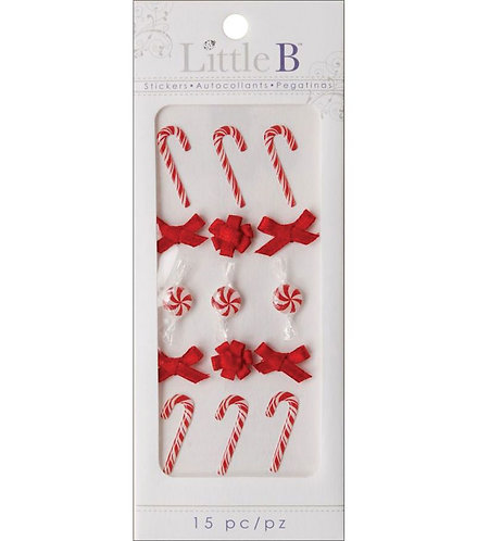 Little B - Holiday Peppermints