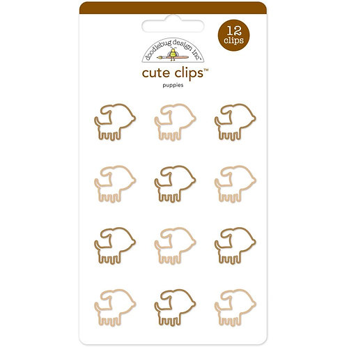 Doodlebug Puppies Clips