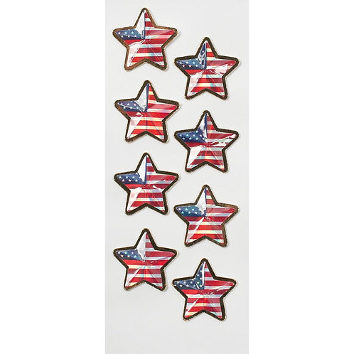 Little B - US Flag Stars