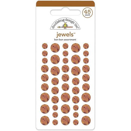 Doodlebug Adhesive Jewels