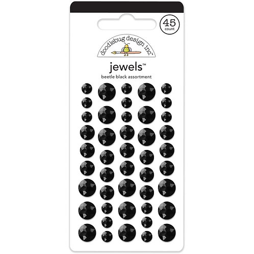 Doodlebug Adhesive Jewels