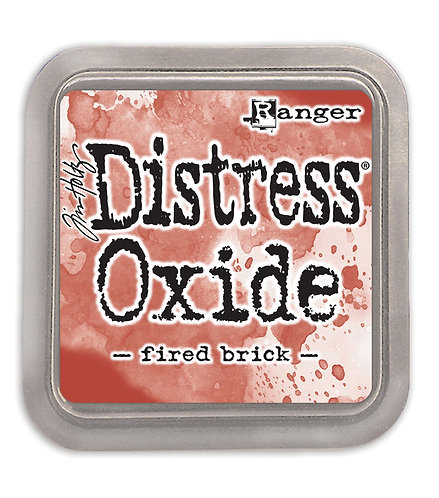 Fired Brick - Distress Oxide